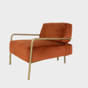 Brent Chair - Touch Spice