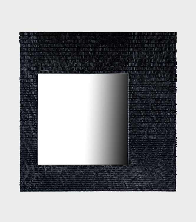 Abyss Square Mirror