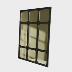 Mirror Industrial – Black
