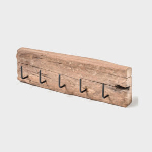 Teak Coat Rack – Short & Long