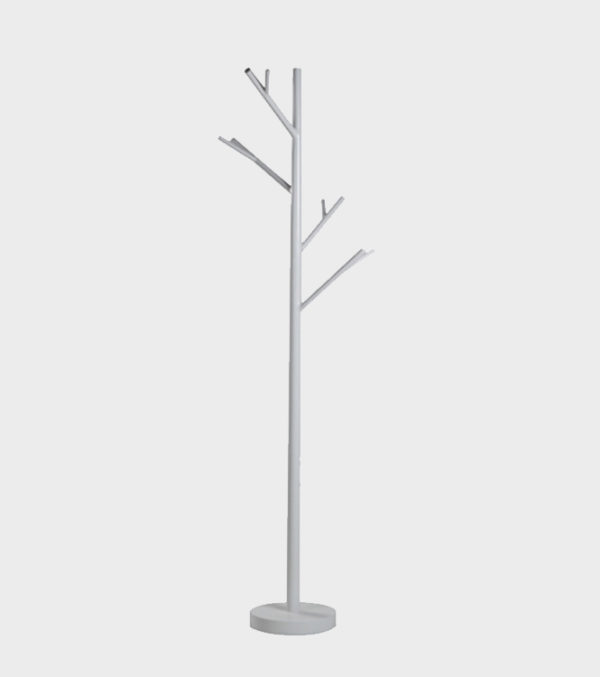 Twig Coat Stand – White