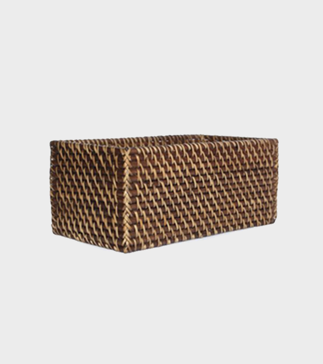 Rattan CD Basket