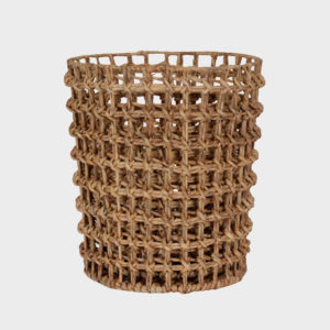 Floyd Hyacinth basket - Round - Small