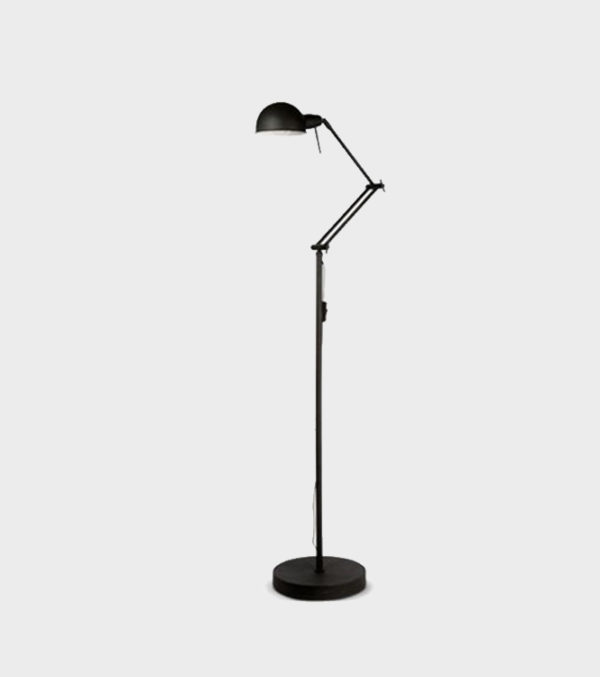 Floor Lamp Glasgow – Black