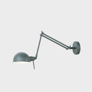 Wall Lamp – Glasgow – Grey-Green