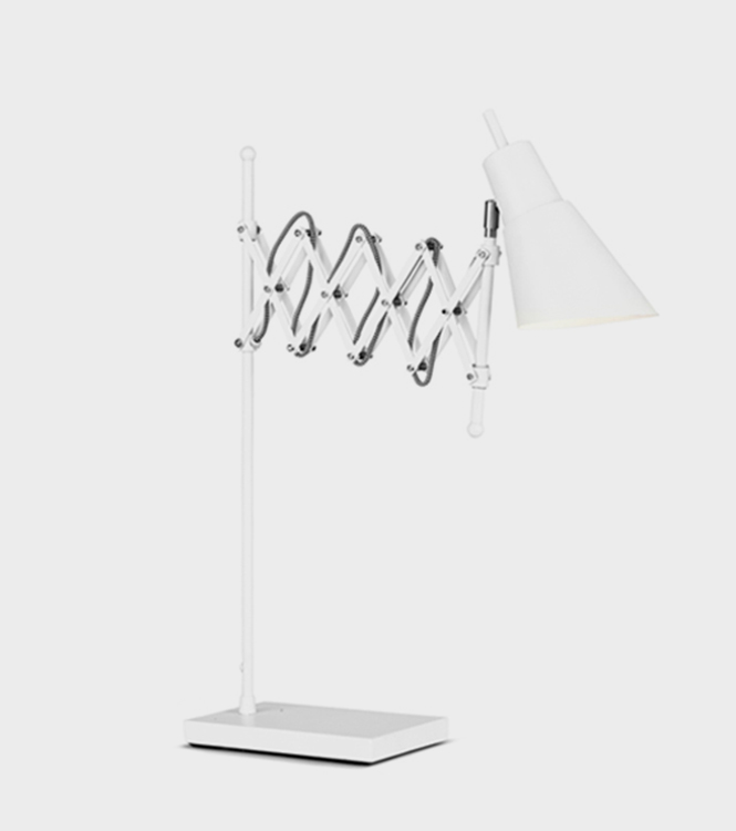 Desk Lamp – Oxford – White