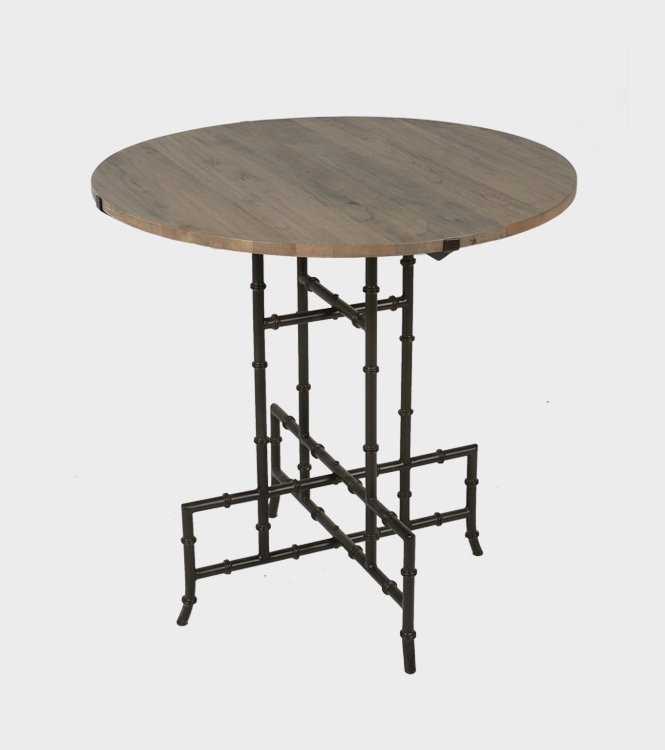 San Martin Accent Table – Mocca