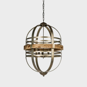 Denver Hanging Lamp - Sml & Lrg