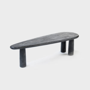 Coffee Table – May – Teak - Black