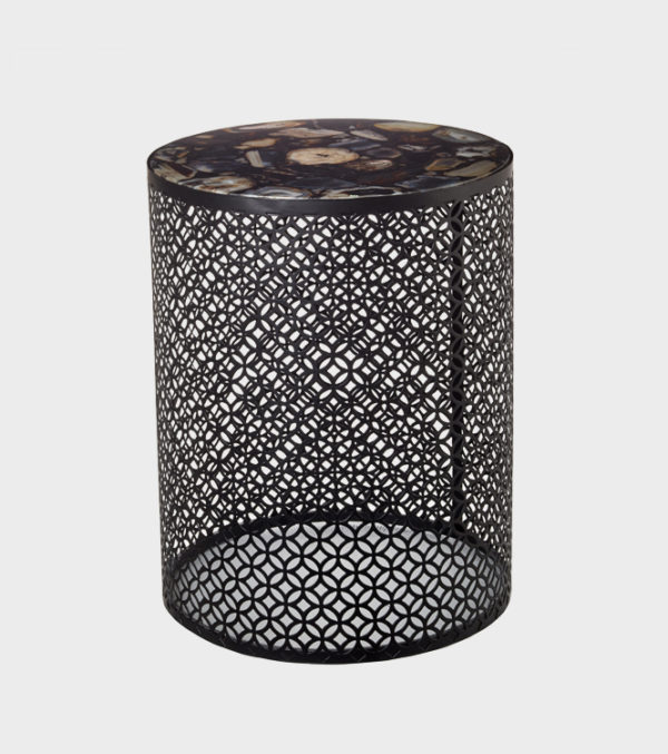 Side Table Precious - Black
