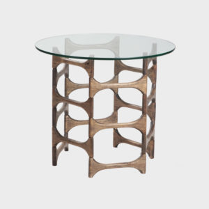 Albert Side Table - Mocca