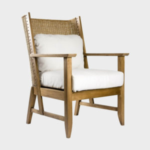 Lyon Lounge Chair - Kroma - Excl Cushions