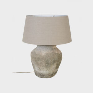 Lampbase - Cement - Small
