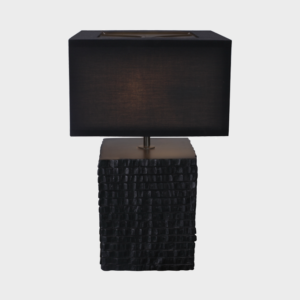 Abyss Table Lamp - Small - Black