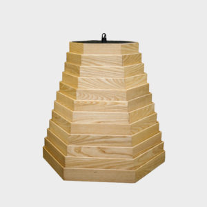 Plat Hex Hanging Lamp