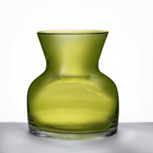 VASE-CANDICE-OLIVE-GLASS
