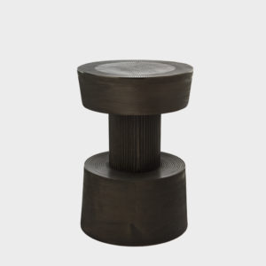 stool-Nut-Graphite-Grey