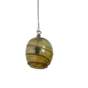 Hanging Lamp Glass Small Ball