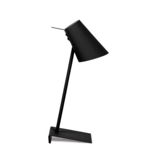 table lamp cardiff Black