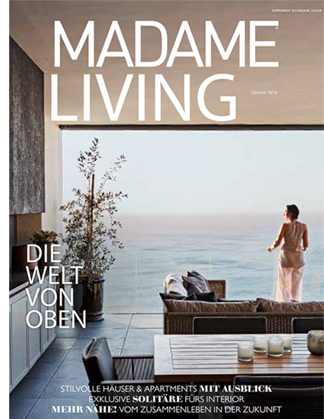 Madam Living Cover