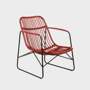 chair-Floris---dark-red