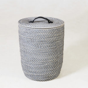 Nagoya-Laundry-Basket---Grey
