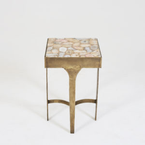 Side-table-Sinti-brass-finish