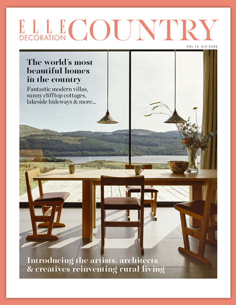 Elle Decoration Country Cover