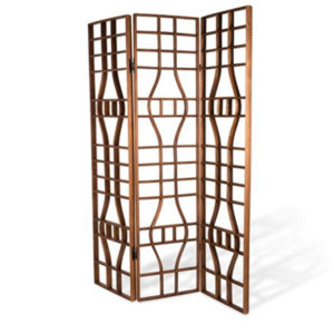 Folding Screen Mango - Brown