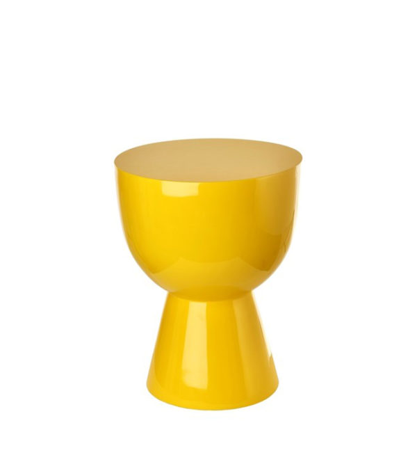 Tam Tam Yellow - Lacquered Polyester