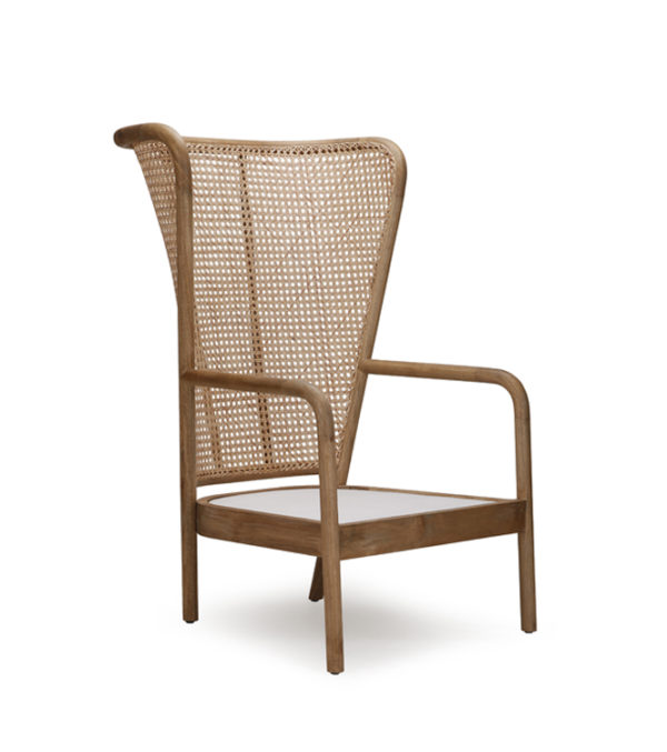 Wing Lounge Chair - V-Kroma