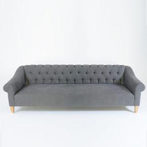 Cedrick Deep Buttoned Sofa A