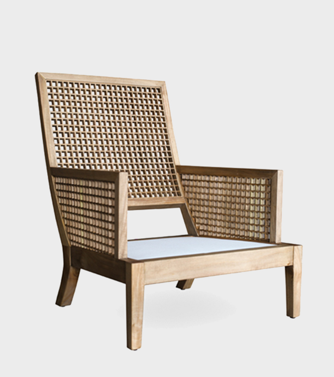 Amari Lounge chair – Kroma