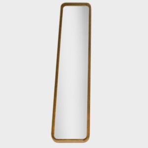 Hallway Mirror – Hard Fumed Oak