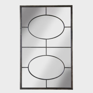 Kelly Rectangular Panel Mirror