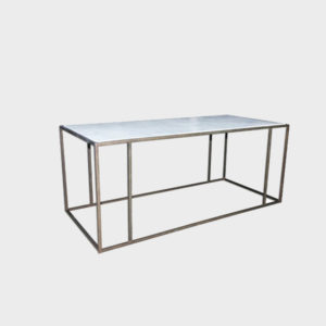Declan Coffee Table – Marble top