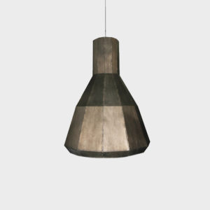 Edgar metal Ceiling Lamp Long