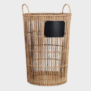 French Market Basket – Rattan – Tall – Small