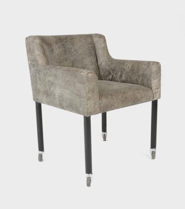 La Grange Office Chair on Wheels – Rustica Desert
