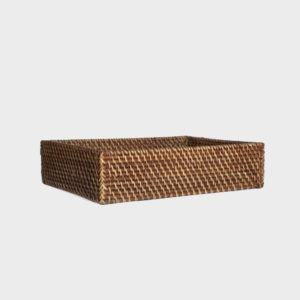 Rattan Multipurpose Tray