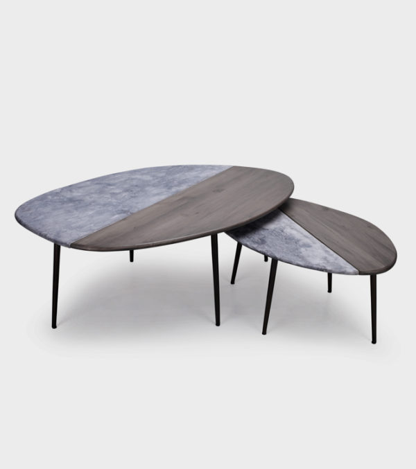 Romblon Nesting Coffee Tables – Small and Large