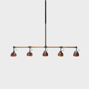 Vasco Hanging Lamp – 5 Shades