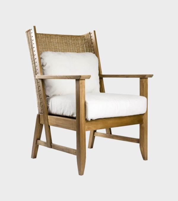 Lyon Lounge Chair - Kroma - Excl Cushions