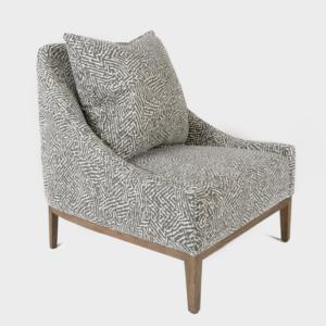 Manhattan Chair – Kaiko Grey Seal