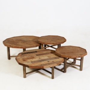 Jade Nesting Tables