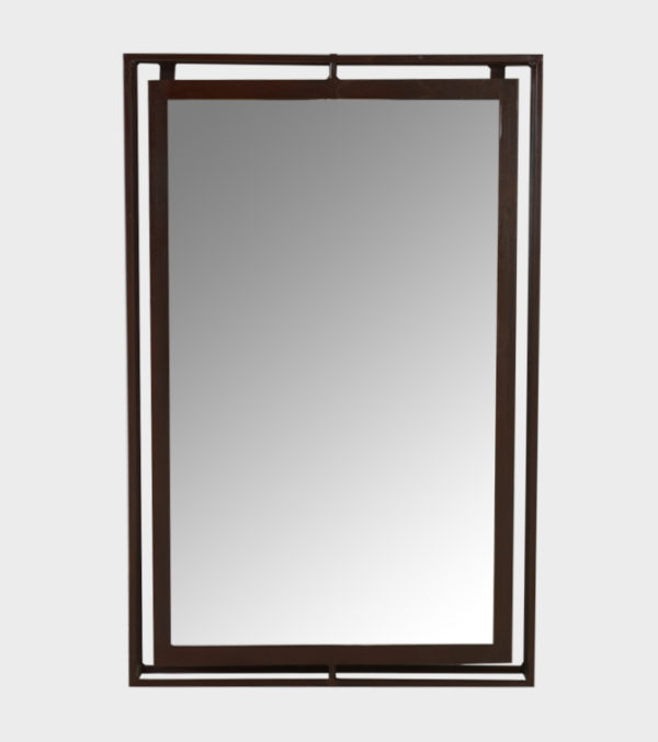 Mirror Fenne - Rectangular