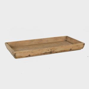 Tray wood - China