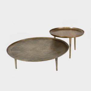 Csaba Tables - Sml & Lrg