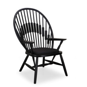 Spindle-Chair-Black