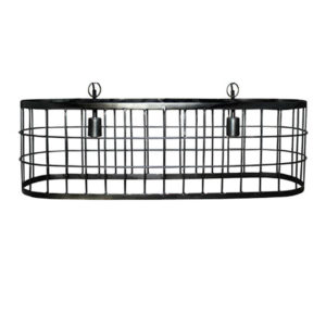 Cage-Ceiling-lamp-Oval